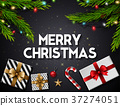 greeting christmas card 37274051