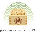 절분 福豆 일러스트레이션 37276390