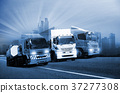 Transportation, import-export logistics concept 37277308