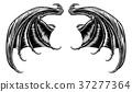 翅膀 棒球棒 蝙蝠 37277364