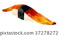 壽司 海鰻 日式料理 37278272