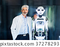 男性 机器人 安卓 37278293