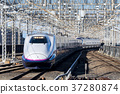 bullet train, shinkansen, train 37280874