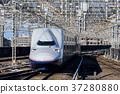 bullet train, shinkansen, train 37280880