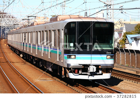 Saitama high-speed railway line 2000 series train 37282815
