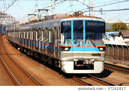Metropolitan Mita Line 6300 type train 37282817