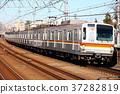 東京地鐵7000系列火車有樂町線 37282819