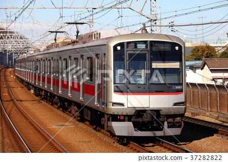 Tokyu Series 5080 Meguro Line 37282822