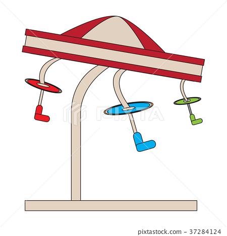 Theme park ride 37284124