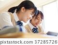교육, 태블릿, 공부 37285726