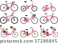 bicycle, bike, carriage 37286845