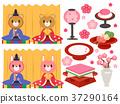 Cute hinamatsuri of animals 37290164