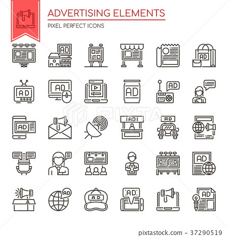 Advertising Elements  37290519