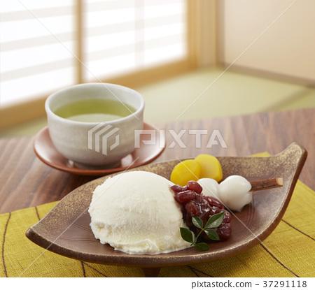 일본식 테이스트의 바닐라 아이스 37291118