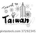 到台灣旅遊,歡迎Welcome to Taiwan 37292345