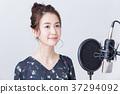 年輕的女士(聲樂課) 37294092