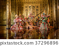 Rama Ramakien or Ramayana story culture of Asian. 37296896