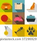 cat toy icon 37296929