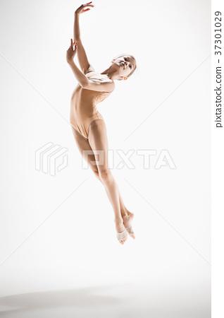 The teen modern ballet dancer 37301029