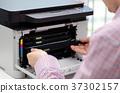 toner, printer, laser 37302157