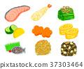 日式午餐盒 37303464
