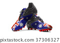 The Australian flag 37306327