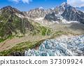 Argentiere Glacier view, Chamonix, Mont Blanc 37309924