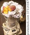 烤紅薯 爐子 暖爐 37314387