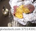 烤紅薯 爐子 暖爐 37314391