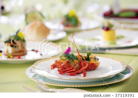Wedding party reception 37319391