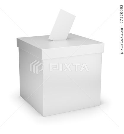voting box 37320692