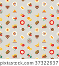 breakfast food vector 37322937