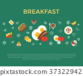 breakfast food vector 37322942