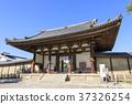 Nara Prefecture, Horyuji Temple, Namdaemun 37326254
