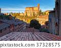 Siena. Basilica of St. Dominic. 37328575