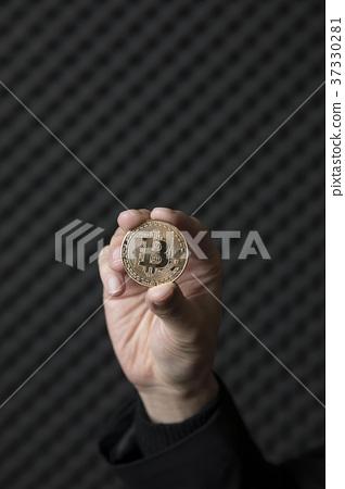 Bit coin image 37330281