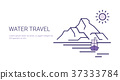 travel, vector, tourism 37333784