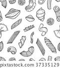 pasta cute pattern 37335129