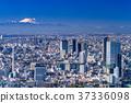 วิวเมือง,ภูเขาฟูจิ,ภูเขาไฟฟูจิ 37336098