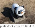 panda, pandas, objet 37340411