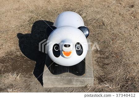 panda, pandas, objet 37340412