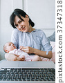 video chatting family communication technology 37347318