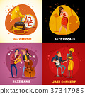 Jazz Music Design Concept 37347985