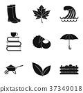 autumn time icon 37349018