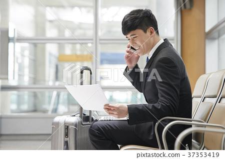 商人,韓國人 37353419