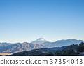 Fuji in winter 37354043