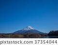 Fuji in winter 37354044