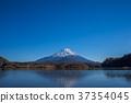 Fuji in winter 37354045