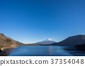 Fuji in winter 37354048