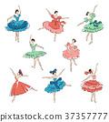 芭蕾 芭蕾舞女 舞 37357777